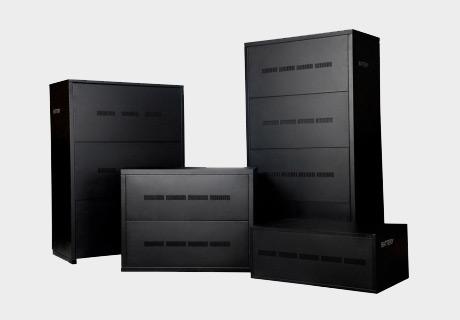 کابینت باتری سری B