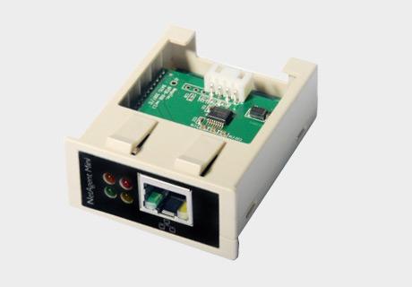 کارت کنترل تحت شبکه SNMP